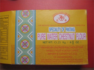 Water Chestnut Powder