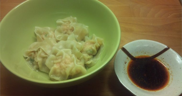 Chinese New Year – Prawn Wonton