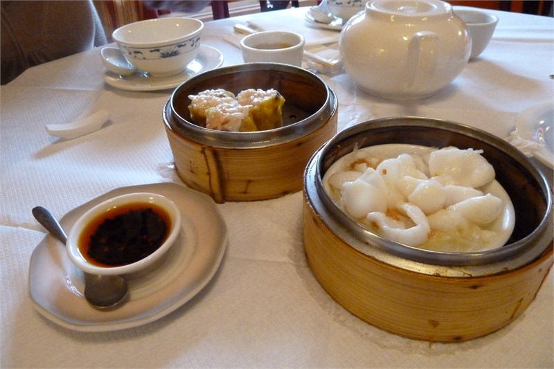 Yum Cha! (Eating lots of Dim Sum)