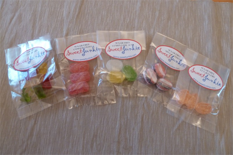 Sweet Junkie – Old fashioned Sweets Review