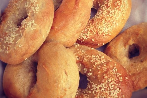 Great British Bake Off – Bagels
