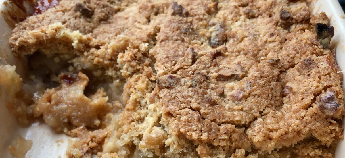 Annie's Apple Crumble